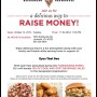 A Delicious Way to Raise Money…..